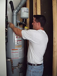 Water Heater Repair Apex, Cary plumber